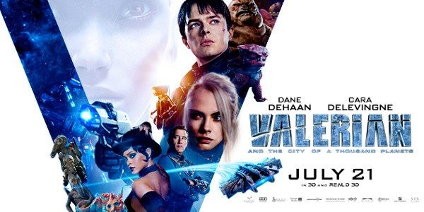 Valerian And The City Of A Thousand Planets | วาเลเรียน พลิกจักรวาล (2017)